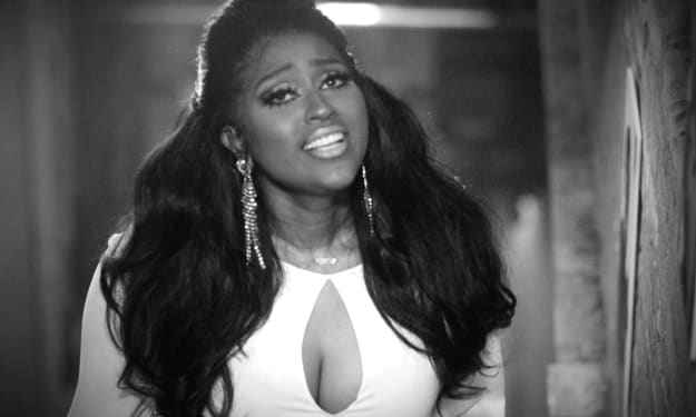 The Past, Present and Future of R & B Soul Music with Jazmine Sullivan