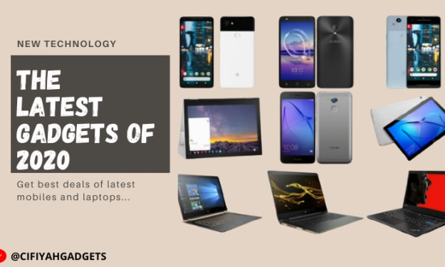 Which latest gadgets are the best in 2020?