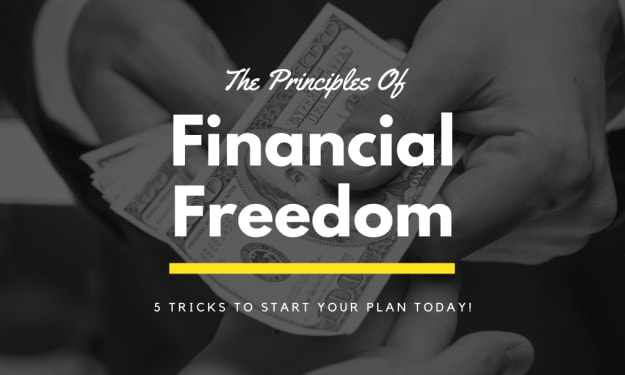 5 Tricks To Achieve Your Money & Financial Independence Goals