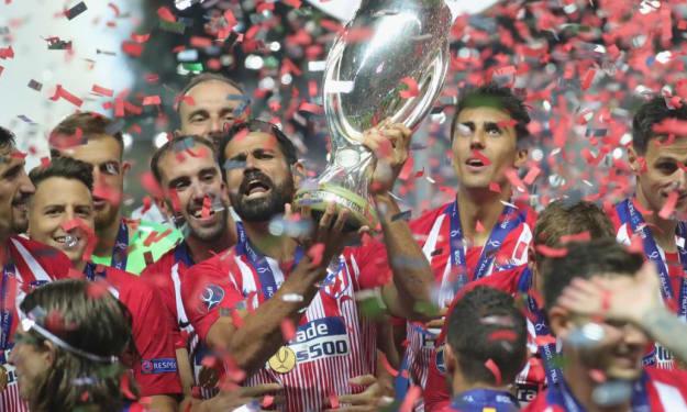 Why Atletico Madrid?