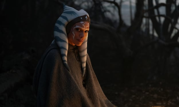 George Lucas' Reaction To Rosario Dawson As Ahsoka Tano