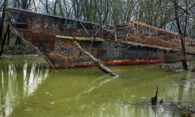 The Ghost Ship of Kentucky