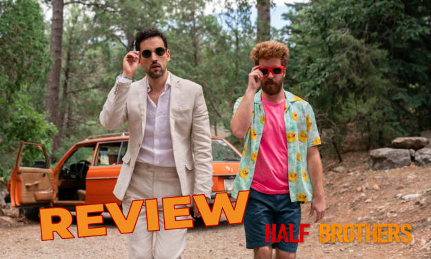 'Half Brothers' Review—Somewhat Watchable