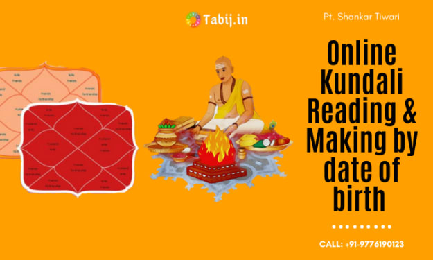 Online Kundali Reading & Making by date of birth in Hindi Free for Marriage