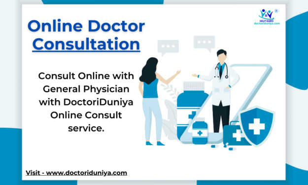 Tips for Patients to get Effective Online Medical Consultation