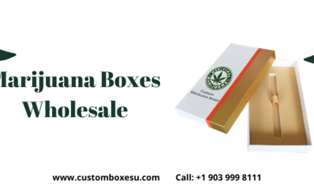 Marijuana Boxes Wholesale Available in All Sizes & Shapes in London, UK