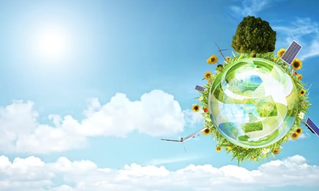 Mixing Thoughtfulness with Innovation - The Green Lining in Cloud Computing