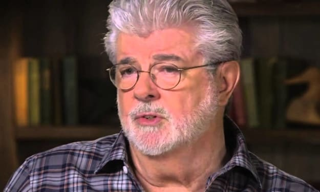 """George Lucas Admits That Giving Up 'Star Wars' Was """"Very Painful"""""""