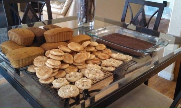 Cookies in Colorado