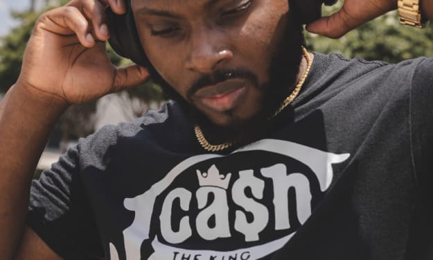 J. Cash The King - Hottest Rap Artist From Dallas