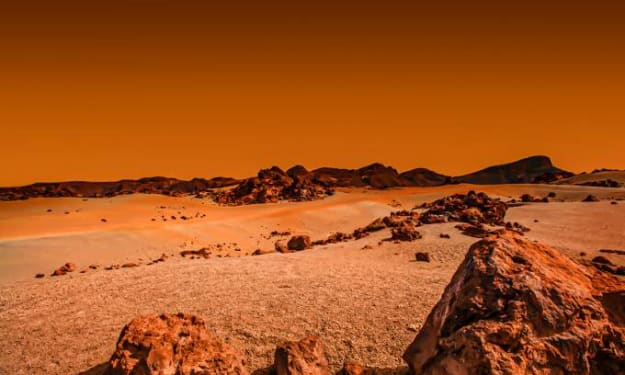 Scientists discover best region for life on Mars