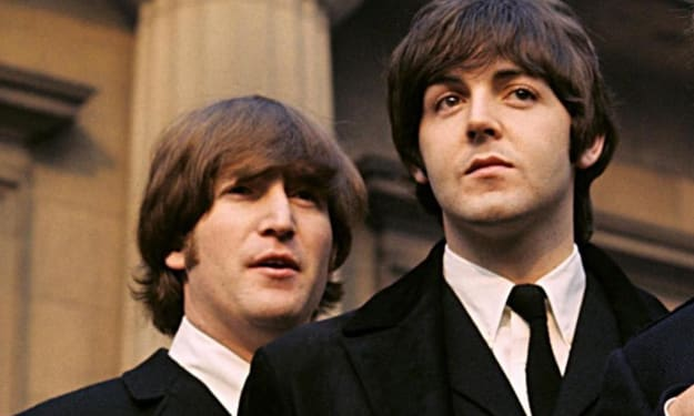 John Lennon Vs. Paul McCartney - The Great Lyrical Feud of 1971