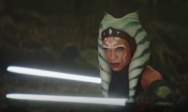 'The Mandalorian' Might Have Just Changed Ahsoka Tano's Entire Timeline