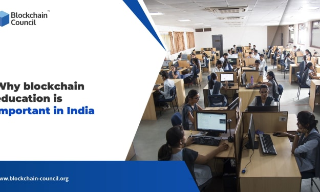 Why Blockchain Education in India is Relevant