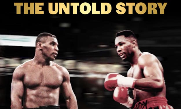 Documentary Review: 'The Untold Story of Lennox Lewis'