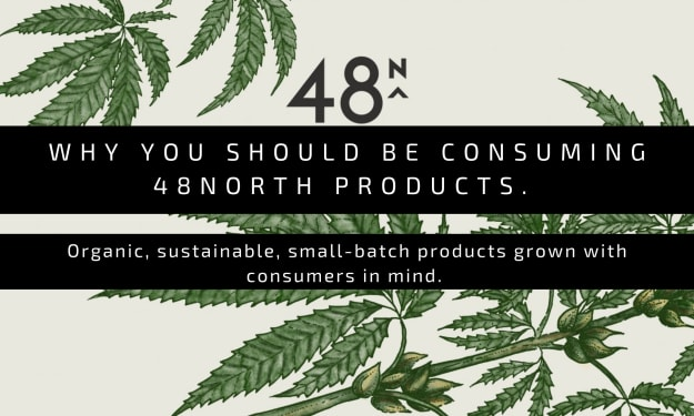 Why you should be consuming 48North products.