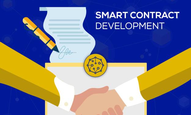 Smart Contract Development Company in UAE | X-Byte Enterprise Solutions