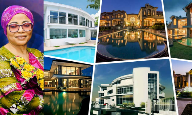 Meet 69 Yr Old Nigerian Apostle With the Most Expensive House in Africa (Photos).