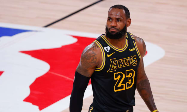 Lebron James won the two hardest championships... or did he (part 1)?