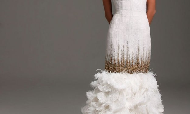 Exploring the depths of bridal beauty with Darius Cordell gowns