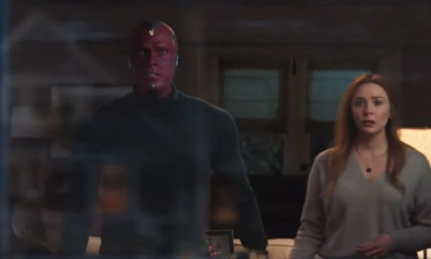 Five Things We Noticed In The New 'WandaVision' Trailer