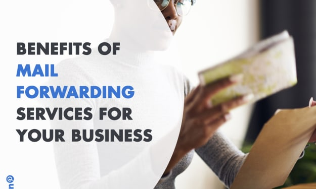 Top Benefits of Using Mail Forwarding Services for your Business