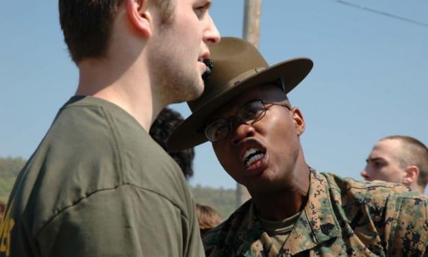I Survived U.S. Marine Corps Boot Camp 'Shark Attacks'