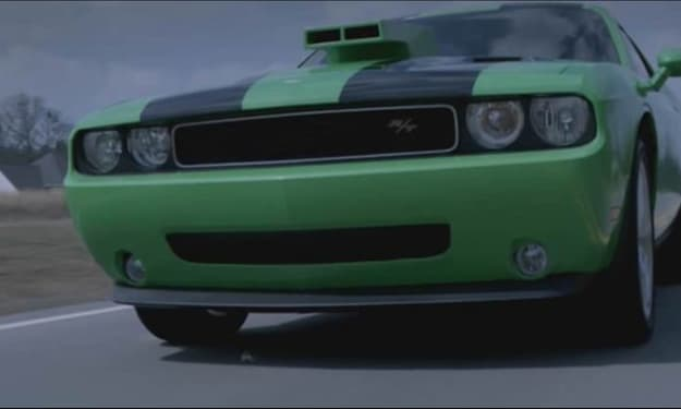 My favorite movie muscle cars