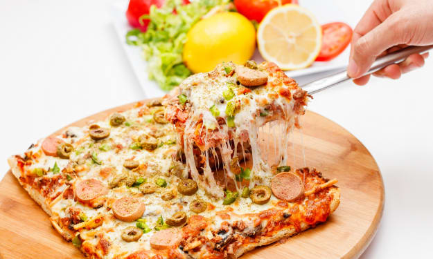 Top 9 pizza places in Downtown Vancouver