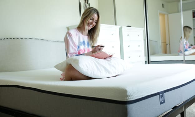 A Total Bedroom Reset with a Lull Mattress