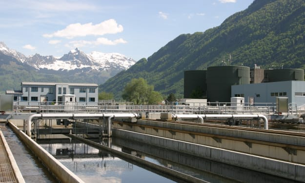 WSU Researchers Are Using Microbes To Clean & Produce Energy From Wastewater