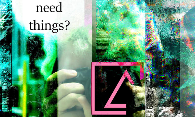 Why do we need things?