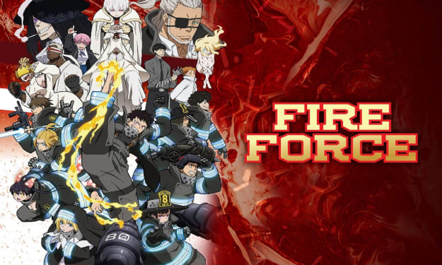 Fire Force: Doppelgängers, Future of Fire Force and Tamaki's Self-Doubt