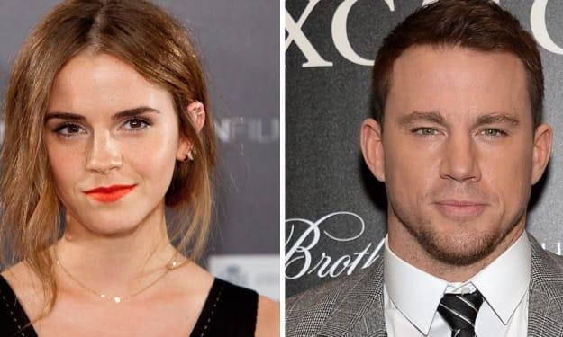 Emma Watson's Distaste for Channing Tatum's On-set Speedo Dance Doesn't Make Her a Prude