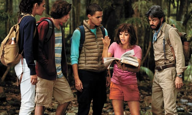 """My Review of """"Dora and the Lost City of Gold"""""""