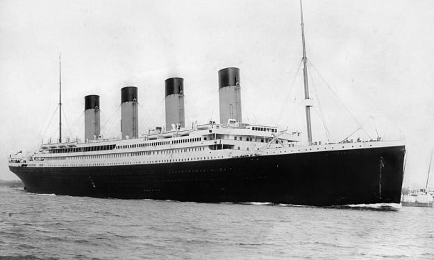 Well Before The Hit Movie 'Titanic', There Was Another Excellent Movie About That Tragic Disaster AtSea