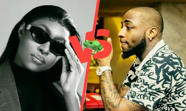 Months after promising and failing, Cynthia Morgan creates new insult for Davido