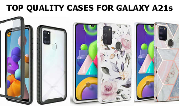 Buy Best Cases for Samsung Galaxy A21s