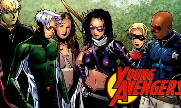Are The Young Avengers Coming To The MCU? Here's A Round Up Of The Major Members And Their Current MCU Status