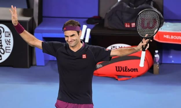 CEO Australian Open is hoping Roger Federer's participation in his tournament