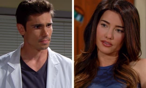Double trouble coming to Steffy on 'The Bold and the Beautiful'