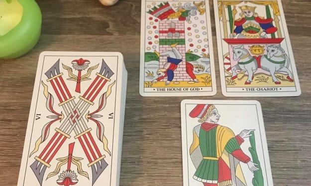 Solstice 2020 + Great Conjunction Tarot Reading