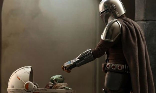 The Mandalorian and A Rekindled Flame For Star Wars.