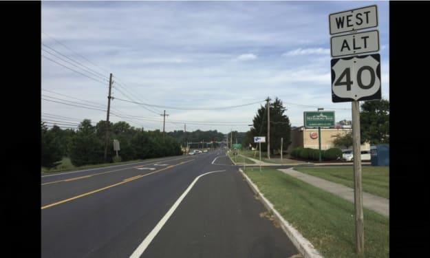 Reason First: The Route 40 Killer Part II-  Detectives Swiski and Hedrick Meet