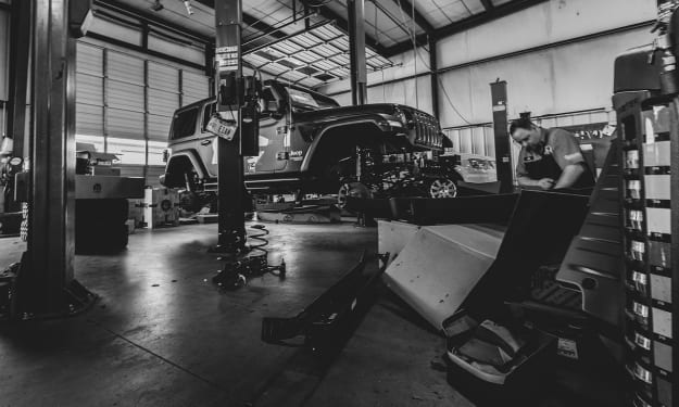 How to Select an Auto Repair Workshop?