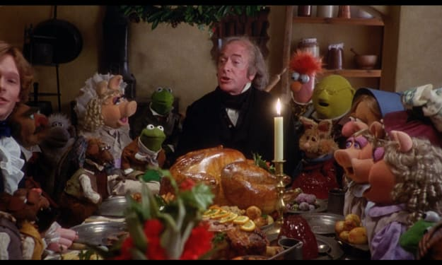 """My Review of """"The Muppet Christmas Carol"""""""
