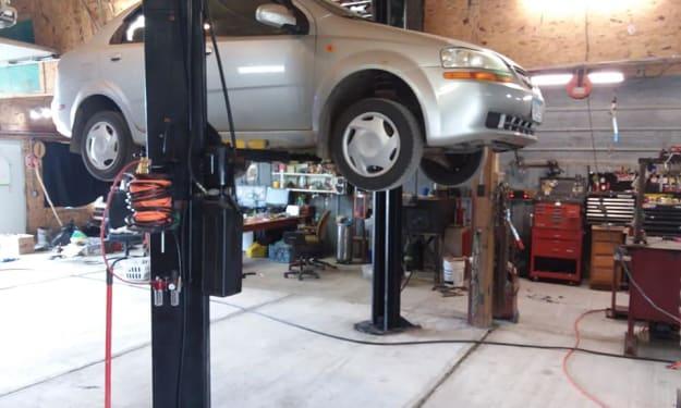 Mechanics Special