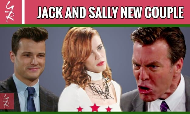 Sally could make a play for Jack and Kyle on 'The Young and the Restless'