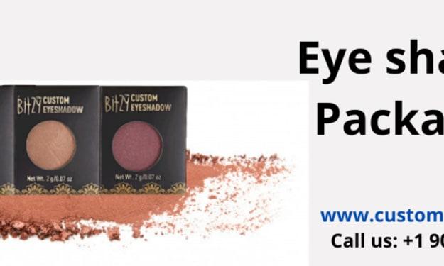 Eyeshadow Boxes in USA &UK