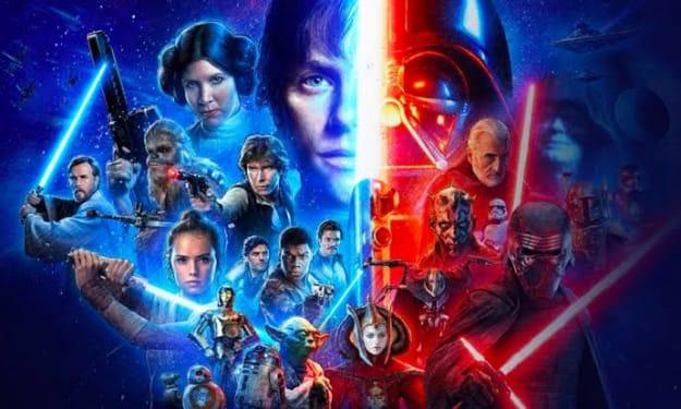 Top 3 ways to watch the main 9 Starwars Films